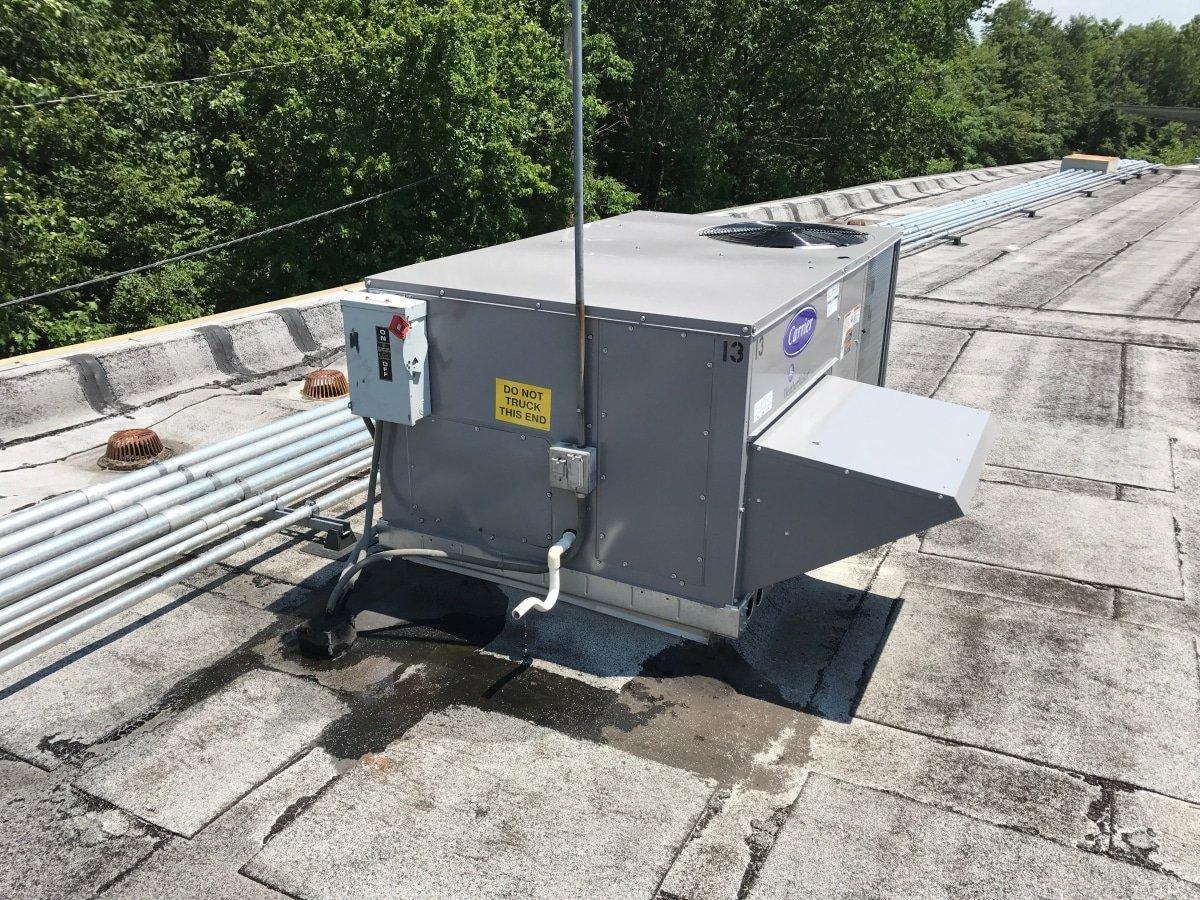 Rooftop Installations