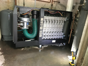SFI HVAC Boiler