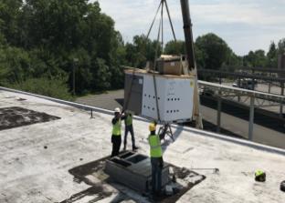 SFI HVAC Rooftop 1