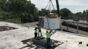 SFI HVAC Rooftopunit