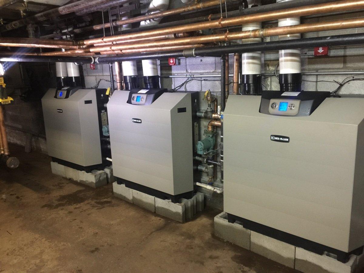 Three new Boiler