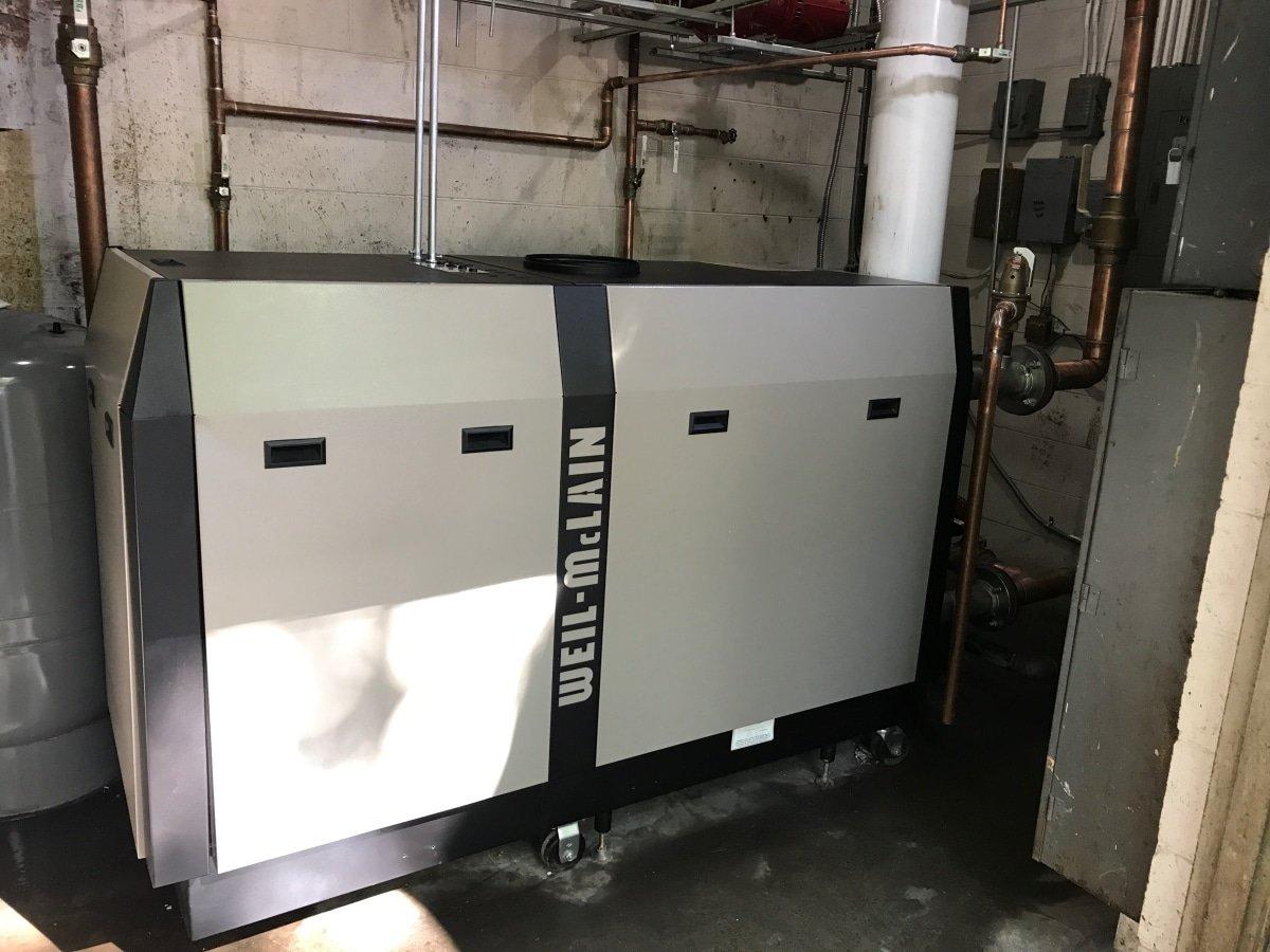 high Efficency boiler